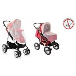 Universalt myggnät / Insäktsnät till barnvagn