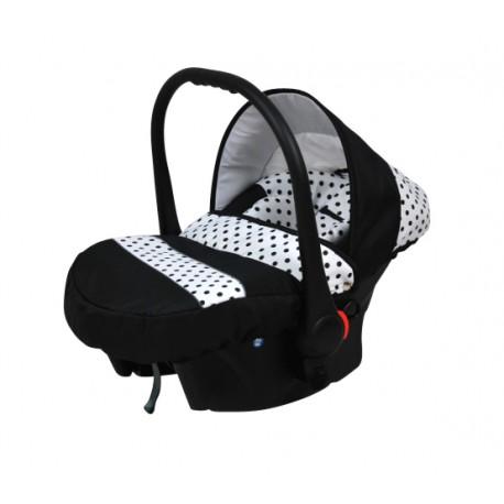 Bilbarnstol / babyskydd (0-15 kg)
