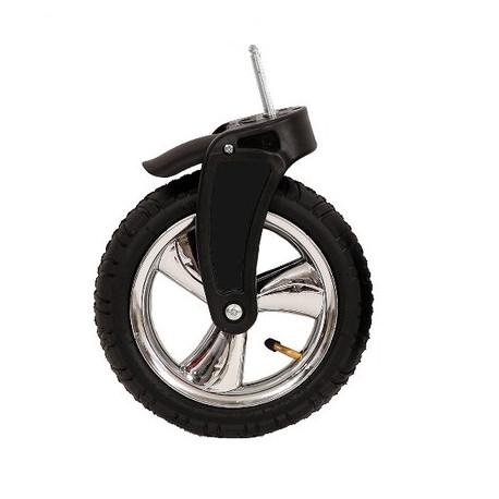 DELTA lufthjul till LARGO/QBARO barnvagn (fram)