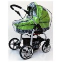 Regnskydd för barnvagn