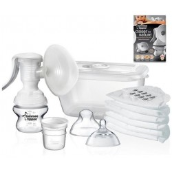 TOMMEE TIPPEE - Closer to nature - Bröstspump (manuell)