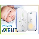 Philips Avent Babymonitor / Barnvakt SCD501