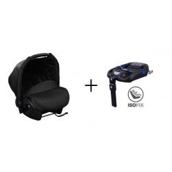 Bilbarnstol / babyskydd med ISOFIX bilbas